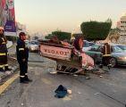 ثلاث وفيات نتيجة حادثي سير صباح أمس الثلاثاء بالطائف