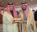 سمو وزير الداخلية يرعى ختام مهرجان الملك عبدالعزيز للصقور
