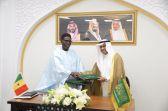 نائب وزير الحج والعمرة يستقبل رئيس وفد مكتب شؤون حجاج السنغال