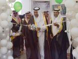 أمير الباحة .. يفتتح فنون سعودية 2 ويشيد بالتشكيليين