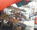 ضبط 4 بسطات تمارس الغش في بيع الرمان والمانجو بهدا الطائف