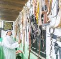 متحف الباحة بالجنادرية .. يبهر الزوار بمقتنيات تاريخية بعضها يعود لما قبل الإسلام