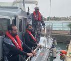 حرس الحدود بمنطقة مكة .. ينقذ غواصين وطفلاً من الغرق