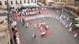 """مفاجأة مهرجان الأطاولة .. فتح دكاكين سوق """"الربوع"""" القديمة"""