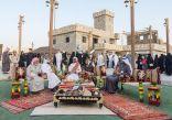 قرية الباحة التراثية ..  على إيقاع مرحبا هيل عدّ السيل .. تخطف أنظار زوار الجنادرية32