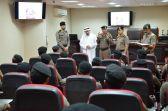 """مرور جدة : برنامج تدريبي للضباط والأفراد  .. في """"فن التعامل مع الجمهور"""""""