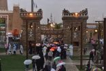 رائحة المطر ونكهة التراث .. يعطران طقس قرية الباحة بجنادرية 32