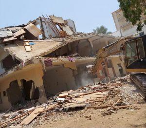أمانة جدة تستعيد أرضًا حكومية مخصصة حديقة بحي السلامة