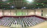 2464 طالباً ينتظمون على مقاعد قياس بالخرج
