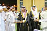 """تعليم المخواة .. """" السعودية أولا """" شعار حفل ختام الأنشطة الطلابية"""
