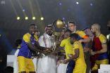 النصر بطلًا لدوري كأس الأمير محمد بن سلمان للمحترفين للمرة الثامنة