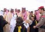 الأمير د . حسام بن سعود بعد وصوله الباحة : مكتبي وبيتي مفتوحان لكم