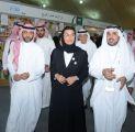 وزيرة الثقافة الإماراتية تبدي إعجابها بمعرض الرياض.. وتؤكد: جناح الطفل ملهم