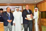 اختتام اللقاء العربي لمسئولي الاعلام والاتصال لرواد ورائدات الكشافة العرب