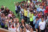 الجمعية الأولى .. تحتفي بيوم الطفل العالمي