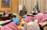 مجلس منطقة الباحة برئاسة الأمير حسام : الحاجة لفروع مكاتب حكومية لتسهيل مراجعة المواطنين