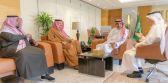 الأمير د . فيصل يلتقي نائب وزير التعليم لدعم متطلبات كلية الباحة الأهلية