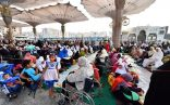 عدد من زائرات المسجد النبوي يتحدثن عن مشروبات شهر رمضان المبارك