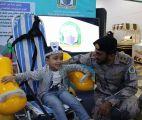 حرس الحدود يشارك في اليوم العالمي للإعاقة بجدة
