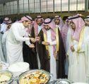 وكيل إمارة الباحة .. يرعى حفل عيد الفطر بمحافظة القرى