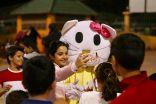 نجاح ملحوظ لبرامج الأطفال بفعاليات وسام البادية