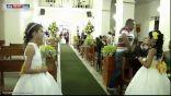 لحظات مروّعة في حفل زفاف بالبرازيل