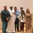 فريق سبوت المسرحي يتألق في سماء رواد سابك في ٢٥ ديسمبر