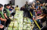 الفلبين تضبط مخدرات قيمتها 35 مليون دولار