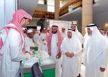 مدير جامعة الملك عبدالعزيز .. يفتتح الملتقى الثالث للمسؤولية المجتمعية