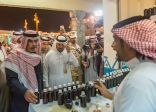 الأمير مشاري زار قرية الباحة : أتيت للإلتقاء بزملائي القدامى .. والجنادرية أصالة وثقافة وتميز