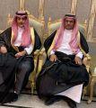 """""""بن جسار """" يحتفل بزواج ابنه """"عبدالعزيز """""""
