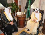 """الأمير """"سعود بن نايف"""" يدشن سباق الجري الخيري العشرون """"السلامة المنزلية"""" إلكترونياً"""