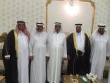 علي ابن مسرع يحتفل بزواج الشاب وليد