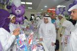 مستشفى الثغر تحتفل باليوم العالمي للأطفال الخدج