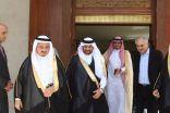 """وفد سعودي رفيع المستوى يزور الأردن بطلب من الحكومة الأردنية على رأسهم """"الشيخ أحمد العبيكان"""""""