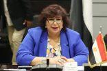 وزيرة الثقافة المصرية  تعلن استئناف نشاط معارض الكتاب بنسبة حضور 50 %
