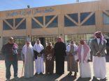 فرع الرياض في متحف صقر الجزيرة امس الاربعاء