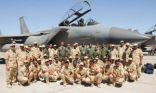 """القوات الجوية السعودية تشارك في تمرين """"العلم الأحمر"""" بأمريكا"""