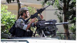 قتلى وجرحى في إطلاق نار كثيف في بيروت