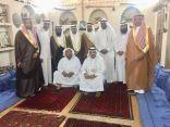 زيارة نوعية لعمد محافظة الاحساء لمتحف دار التراث بالمنصورة