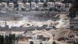 بريطانيا: بناء إسرائيل 2800 وحدة سكنية غير قانوني ومخيب للآمال