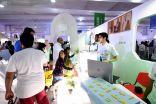"""معرض جدة الدولي للكتاب يسجل توافد 253100 زائر حتى أمس """"الثلاثاء"""""""