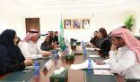 عبدالله الربيعة يلتقي رئيس الاتحاد البرلماني الدولي