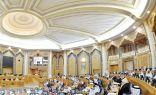 الشورى يناقش تقريري الاستخبارات والحرس الوطني في جلساته