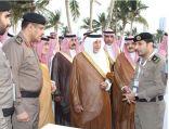 """شرطة منطقة مكة المكرمة تُشارك في فعاليات """"الحديقة الثقافية"""" في دورتها الثانية"""