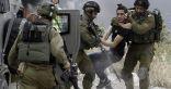 جيش الاحتلال يعتقل فلسطينيين شمال بيت لحم