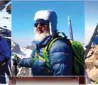 """سبعيني سعودي يمارس رياضة """"الهايكنج"""" ويصعد أعلى قمم جبال في شمال أفريقيا"""