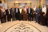 الوزيران الفلسطيني والغيني يثمنان مشاريع خدمة الحجاج في لقائهما د . بنتن