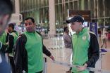 بعثة قبضة الأخضر الشاب تستقر في تونس لمواصلة برنامج الإعداد للمونديال