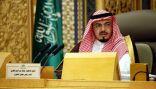 نائب رئيس مجلس الشورى : جهود التحالف لدعم الشرعية أتت نتائجها والمملكة الأولى عالميًا في إغاثة اليمن